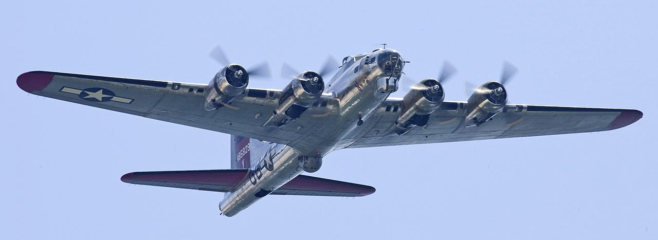 Boeing B-17G 44-85829 Yankee Lady