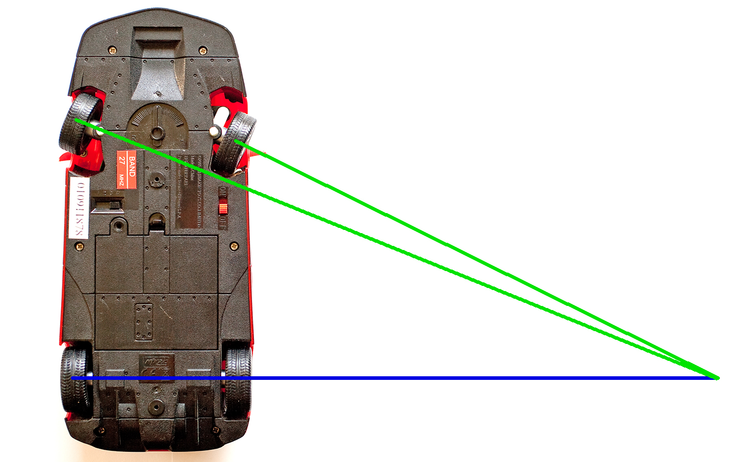 Wheel alignment answer
